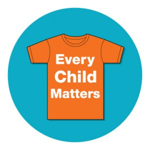 Orange Shirt Day Oct.1, 2018