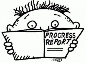 Progress Reports & Interviews