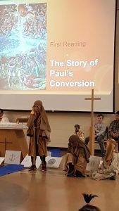 Feast Day Liturgy: St. Paul's Conversion